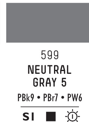 Liq Heavybody 59ml neutral gray value 5  599