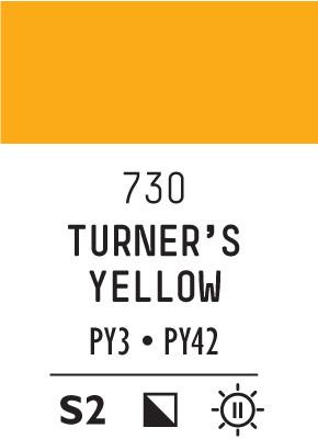 Liq Heavybody 59ml turner yellow 730
