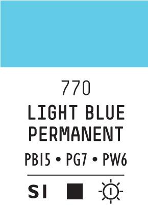 Liq Heavybody 59ml light blue permanent 770