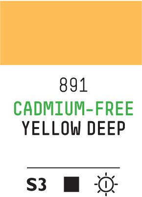 Liq Heavybody 59ml cadmium free yel deep 891