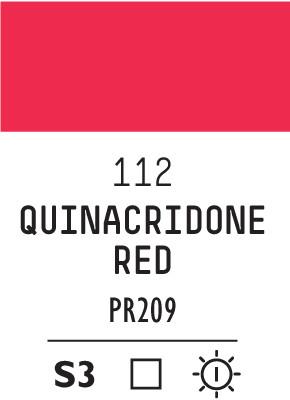 Liq Softbody 59ml quinacridone red 112