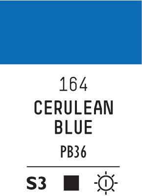 Liq Softbody 59ml cerulean blue 164
