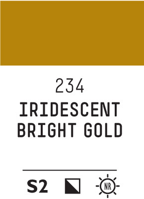 Liq Softbody 59ml iridescent bright gold 234