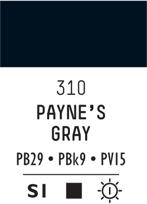 Liq Softbody 59ml payne's gray 310