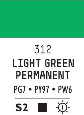 Liq Softbody 59ml light green perm 312