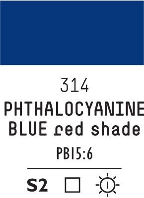 Liq Softbody 59ml phthalo blue red sh 314