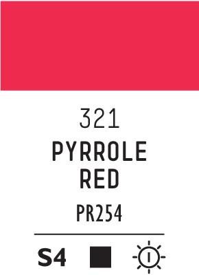 Liq Softbody 59ml pyrrole red 321