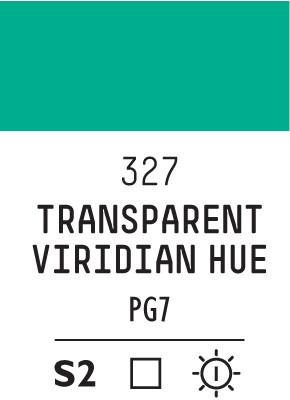 Liq Softbody 59ml transparent viridian hue 327