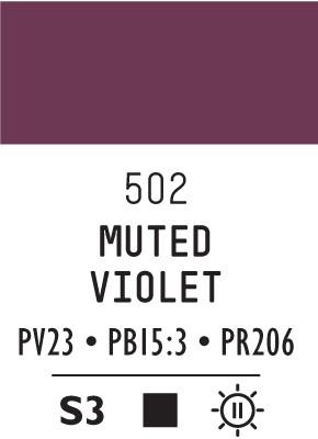Liq Softbody 59ml muted violet 502