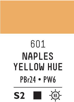 Liq Softbody 59ml naples yellow hue 601