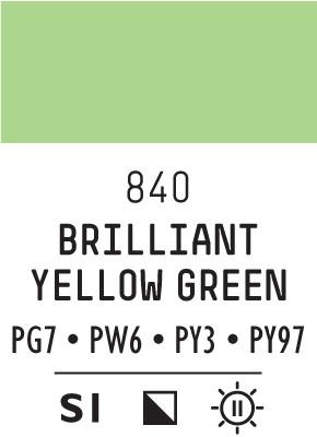 Liq Softbody 59ml brilliant yellow green 840