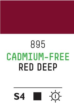 Liq Softbody 59ml cadmium-free red deep 895