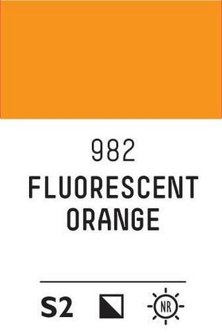 Liq Softbody 59ml fluorescent orange 982