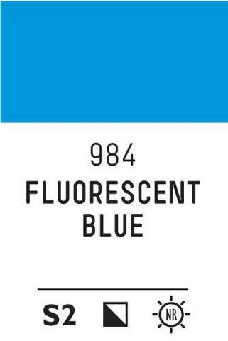 Liq Softbody 59ml fluorescent blue 984