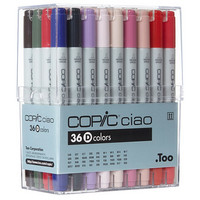 Copic Ciao 36D värisarja