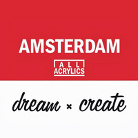 Akryylivärit Amsterdam 12x20ml