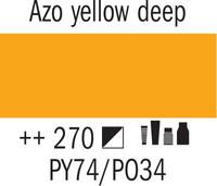 Amsterdam 120ml 270 Azo keltainen D