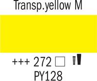 Amsterdam 120ml 272 Läpinäkyvä keltainen