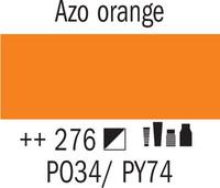 Amsterdam 120ml 276 Azo oranssi