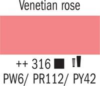 Amsterdam 120ml 316 Venetsian ruusu