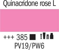 Amsterdam 120ml 385 Quinacridonen ruusu L