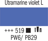 Amsterdam 120ml 519 Ultramariini violetti L