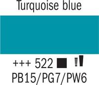 Amsterdam 120ml 522 Turkoosin sininen