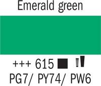 Amsterdam 120ml 615 Smaragdin vihreä