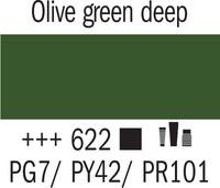 Amsterdam 120ml 622 Oliivin vihreä D