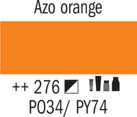 Amsterdam 500ml 276 Oranssi Azo
