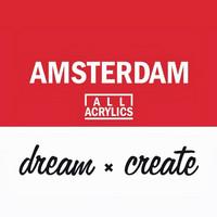 Amsterdam 500ml 570 Phthalo Sininen