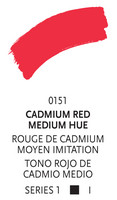 Liquitex paint marker 151 Cadmium red medium hue 2mm