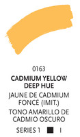 Liquitex paint marker 163 Cadmium yellow deep hue 2mm