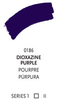 Liquitex paint marker 186 Dioxazine purple 2mm