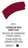 Liquitex paint marker 311 Cadmium red deep hue 2mm