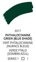 Liquitex paint marker 317 Phtalocyanine green BS 2mm