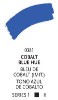 Liquitex paint marker 381 Cobalt blue hue 2mm
