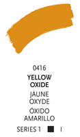 Liquitex paint marker 416 Yellow oxide 2mm