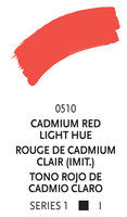 Liquitex paint marker 510 Cadmium red light hue 2mm
