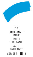 Liquitex paint marker 570 Brilliant blue 2mm