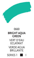 Liquitex paint marker 660 Bright aqua green 2mm