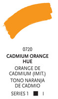 Liquitex paint marker 720 Cadmium orange hue 2mm
