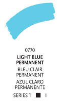 Liquitex paint marker 770 Light blue permanent 2mm