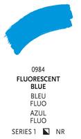 Liquitex paint marker 984 Fluorescent blue 2mm