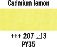 Rembrandt akv. 207 Kadmium Sitruuna