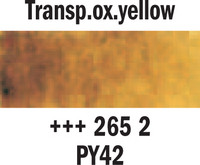 Rembrandt akv. 265 läpinäkyvä ox. keltainen