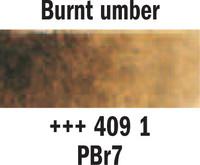 Rembrandt akv. 409 Poltettu Umbra