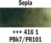 Rembrandt akv. 416 sepia
