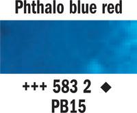 Rembrandt akv. 583 phthalo sinipunainen