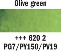 Rembrandt akv. 620 oliivinvihreä